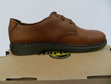 Dr Martens Bexley 3 eye Derby 45 Grizzly Tan Elsfield Richelieu Mocassins UK10