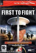 JEU PC CD ROM../....CLOSE COMBAT.....FIRST TO FIGHT.../...NEUF...