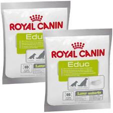 2 x Royal Canin Educ Dog Puppy Training Reward Snack Treat - Low Calorie - 50g