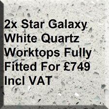 Granite Worktops & quartz worktops fully fitted