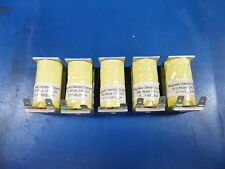 LOT OF 5 MAGNETIC SENSOR SYSTEMS PULL TYPE C-FRAME SOLENOID PN: S-17-85