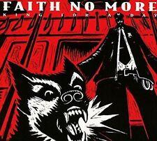 FAITH NO MORE - KING FOR A DAY, FOOL FOR A LIFETIME [BONUS DISC] [DIGIPAK] NEW C