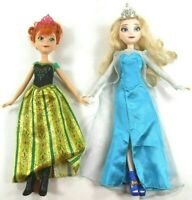 Authentic Disney Store Frozen Elsa Metal Crown