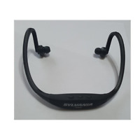 Sylvania Black Bluetooth Headphones - SBT125-BLACK