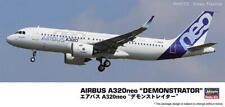 Hasegawa 10823 - 1/200 Airbus A320neo, Demonstrator - New