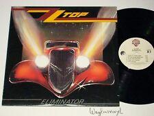 ZZ TOP - ELIMINATOR,  23774-1 WARNER BROS.