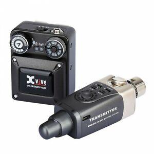 Xvive XU4 In Ear Monitor Wireless System