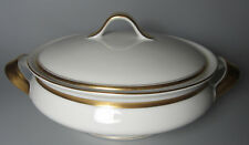 Haviland Coronada Round Covered Vegetable Bowl (Schleiger # 129) Made in France