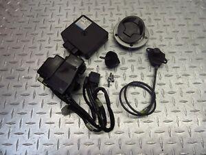 2008 08 09 Kawasaki Concours 1400 ZG1400 OEM Lock Set Gas Cap Key Ignition Box
