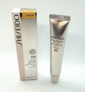 Shiseido Perfect Hydrating BB Cream SPF 35 ~ Medium ~ 1.1 oz / 30 ml BNIB