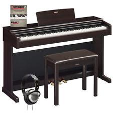 Yamaha Arius YDP-144 Digital Piano - Rosewood HOME ESSENTIALS BUNDLE