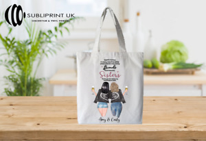 Tote Bag - Best Friend / Sister / Cousin / Colleague Personalised