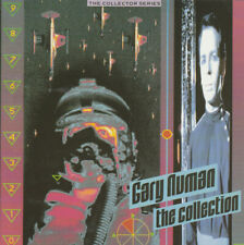 Gary Numan - The Collection  [ 1989 UK Mint CD Compilation Electronic Pop Wave ]