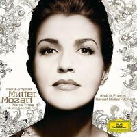 "ANNE SOPHIE MUTTER ""KLAVIERTRIOS"" CD MOZART NEUWARE!!!"