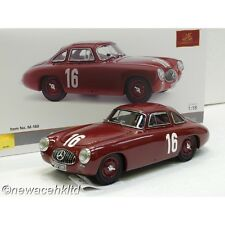 Mercedes-Benz 300 SL Great Price of Bern 1952 #16 red CMC MODEL 1/18 #M-160