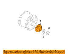 GM OEM-Wheel Center Cap Hub Cover 15635450