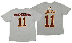 Outerstuff NFL Youth Washington Redskins Alex Smith #11 Mainliner Tee