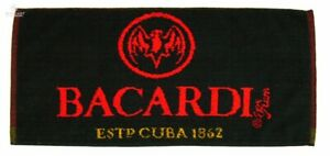 Bar Towel - Bacardi