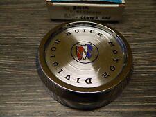 """1968-1979 Buick centercap per Chrome Wheel le sabre/ELECTRA/Park Avenue 15"""" NEW"""