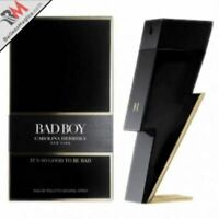Carolina Herrera Bad Boy 100ml EDP Eau de parfum NEW