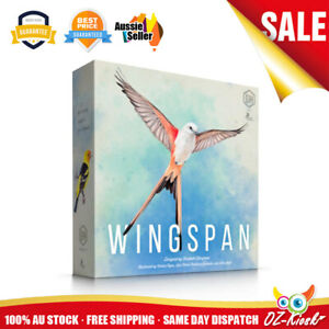 OZ Wingspan Board Game - A Bird Collection, Engine Building Stonemaier Game NEW