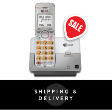 Home Phone With Answering Machine For Seniors, Caller Id Cordless Wall Table Att