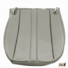 2006 2007 2008 Chevy Express Cargo Van Driver Side Bottom Vinyl Seat Cover GRAY