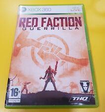 Red Faction Guerrilla GIOCO XBOX 360 VERSIONE ITALIANA