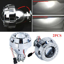 1.8'' 3.5A 12V Car Micro H1 Bi Xenon Projector Double Lens Hi/Lo Beam Headlight