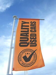 Flags For Car sales & Commercial Sales Auto-display-Flags Forecourt Display. O/B