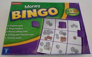 Lakeshore Money BINGO