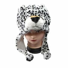 Huji Home  Unisex Cartoon Animal Cute Plush Hat Soft Winter Warm Cap Beanie