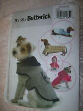Butterick Dog Fashion Pattern B48885