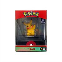 WICKED COOL TOYS POKEMON SELECT COLLECTION SERIES 3 S3 MINI FIGURE PIKACHU 95552