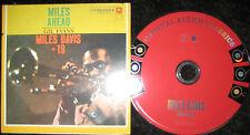 Japan Cardsleeve CD Miles Davis + 19, Gil Evans – Miles Ahead Jazz