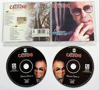 FRANCO CALIFANO Stasera Canto Io 2001 2CD POP ITALIANO MUSICA LEGGERA RARO