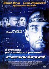 Dvd REWIND - (1998) ***Raoul Bova Luca Zingaretti***  ......NUOVO