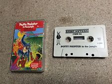 * Commodore 64 RARE Game * POTTY PAINTER IN THE JUNGLE * C64