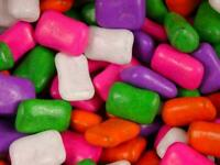 1 FULL POUND Kenny's CANDY COATED Licorice Hollows FREE SHIPPING