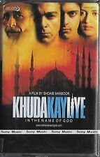 KHUDA KE LIYE  - NEW BOLLYWOOD AUDIO CASSETTE