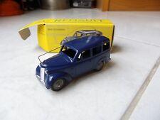 Renault Dauphinoise Break Gendarmerie Norev CIJ 1/43 avec boite