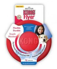 Kong Flyer Dog Frisbee Flying Disk  Small (Free Shipping In USA)