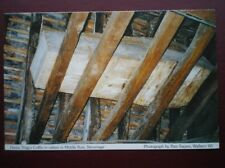 POSTCARD A5-6 HERTFORDSHIRE STEVENAGE - HENRY TRIGG'S COFFIN IN RAFTERS IN MIDDL
