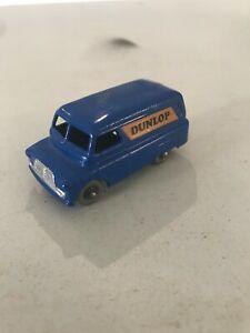 Matchbox Lesney Dunlop Van