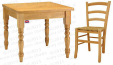 Pine Country Piece Table & Chair Sets 5
