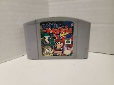 Banjo Kazooie Nintendo 64 Authentic N64 Tested & Working Free Shipping