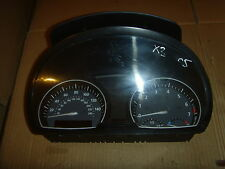 BMW X3 E83 INSTRUMENT CLUSTER CLOCKS (PETROL) 62113414378 (2005)