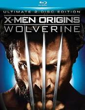 NEW X-Men Origins: Wolverine ULTIMATE 2 DISC EDITION Blu-ray+DIGITAL MOVIE XMEN