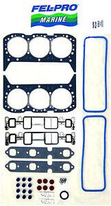 Fel-Pro Head Gasket Set, 4.3L, V6 Vortec, 8-Bolt Intake (1996-Current) - 17211-V