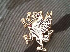 Royal Welch Fusiliers Lapel Military Badge Rampant Dragon RWF